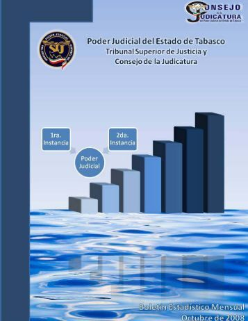 10 - Octubre - 2008 - Tribunal Superior de Justicia de Tabasco
