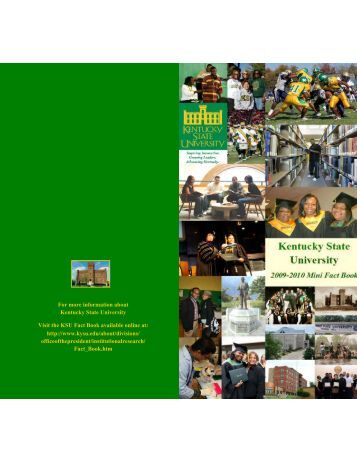 2008-2009 Mini Fact Book ABS FINAL QEP land green cover new ...