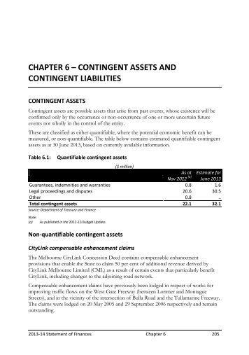 contingent assets and contingent liabilities pdf