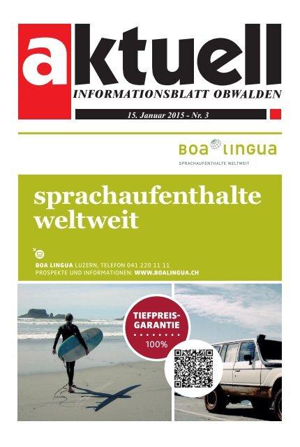 Aktuell Obwalden 03-2015