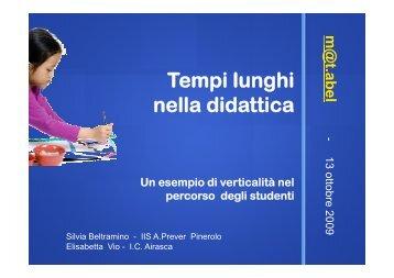 corso in verticale_13-10-09_Beltramino_Vio.pdf - USR Piemonte
