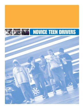 NOVICE TEEN DRIVERS