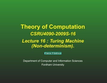 Class notes (pdf) - Computer & Information Sciences - Fordham ...