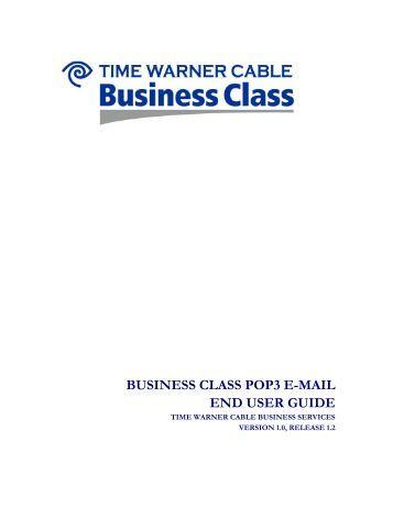time warner business class customer service