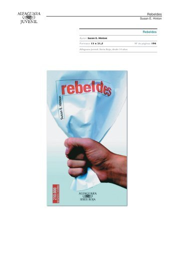 Rebeldes - Alfaguara