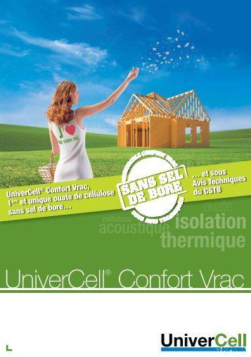 avis technique 20 11 231 univercell confort vrac soprema. Black Bedroom Furniture Sets. Home Design Ideas