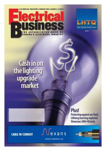 February 2005.pdf - Electrical Business Magazine