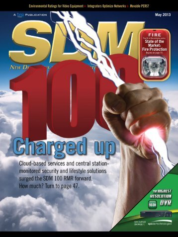 May 2013 Issue - BCDVideo