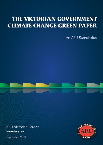 climate change regulation paper Climate change mitigation: establishing a credible regulatory framework  the objective of this paper is to critically assess these ideas, in.