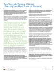 An Immigration Policy Seminar - McCormick Foundation - Page 6