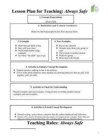Social Skills Preschool Lesson Plans Pdf Download 449183