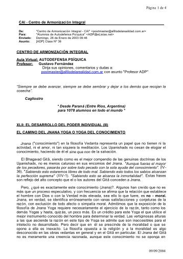 CAI - Centro de Armonización Integral Página 1 de 4 09/09/2004 ...