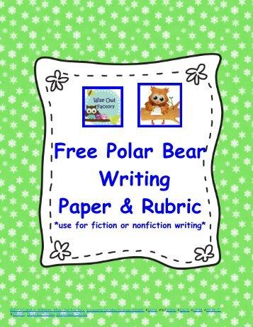 Polar Bear Wrapping Paper - Zazzle