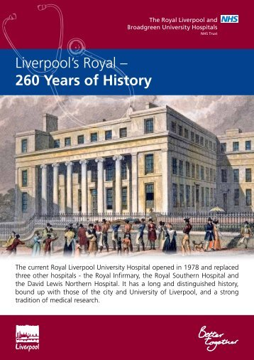Liverpool's Royal – 260 Years of History - Royal Liverpool and ...
