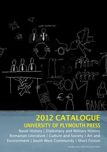 2012 CATALOGUE - Plymouth University