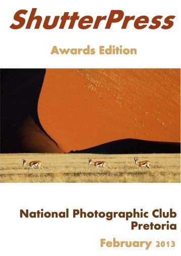 February 2013 Shutterpress ver2 for print - National Photographic ...
