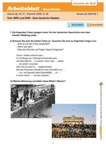 vitamin de DaF - Deutsch lernen mit vitamin de