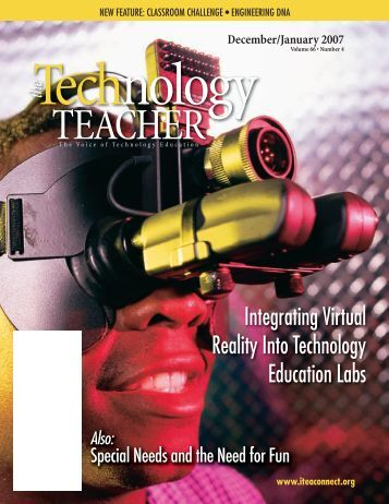Vol 66, No. 4 - International Technology and Engineering Educators ...