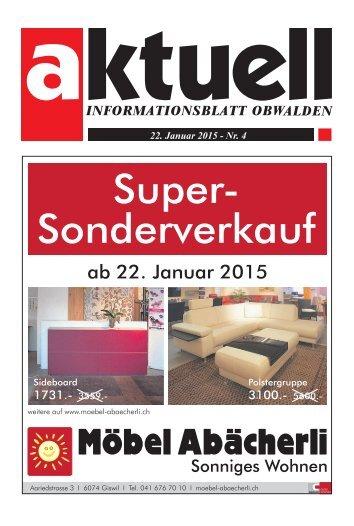 Aktuell Obwalden 04-2015