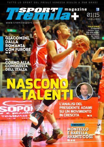 Sport Tremila + Magazine 01/2015