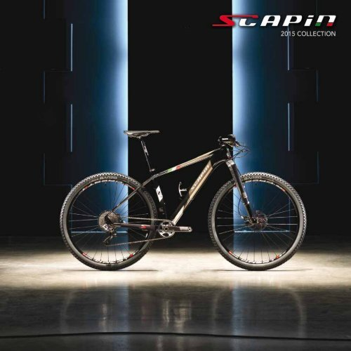 Scapin 2015 Collection