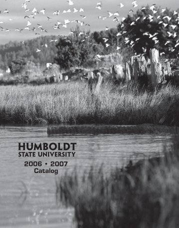2006-07 Academic Year - Humboldt State University