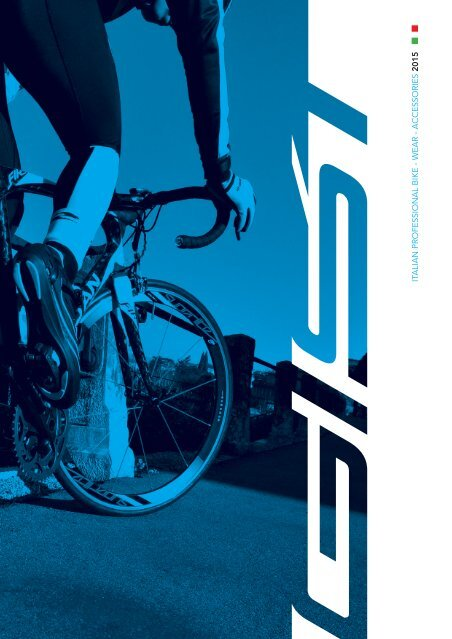 Gist italian professional bike - wear - accessories 2015
