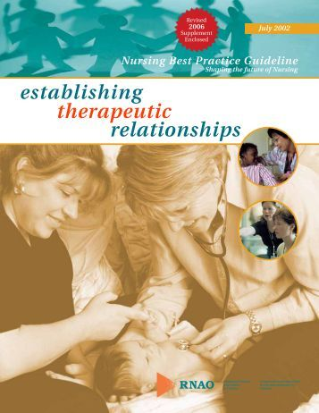 essay in theraputic relationship Free coursework on the importance of therapeutic relationships in the delivery of care from essayukcom, the uk essays company for essay, dissertation and coursework.