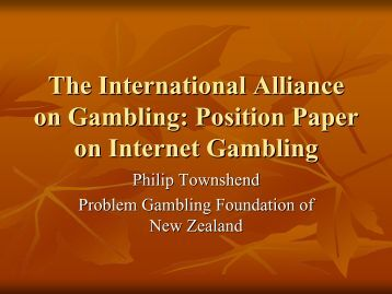 the unknown prevalence of youth gambling essay A great summary of gaming addiction statistics, facts, articles online gambling addiction online gambling addiction – risks, facts, & treatment.