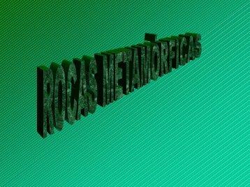 El metamorfismo