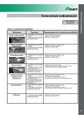 Техническая информация - Главная s-t-group - Page 5