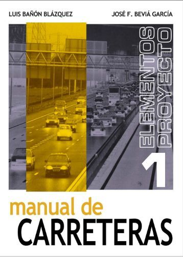 manual de carreteras 1