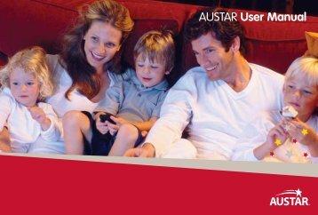 AUSTAR User Manual