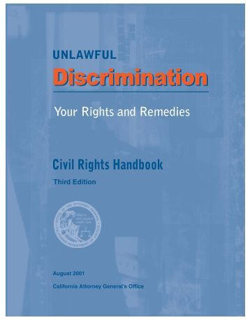 """getting rid of discrimination The first steps leading to the """"final solution  crucial for hitler in getting the necessary two  instance of discrimination on the basis of """"race."""
