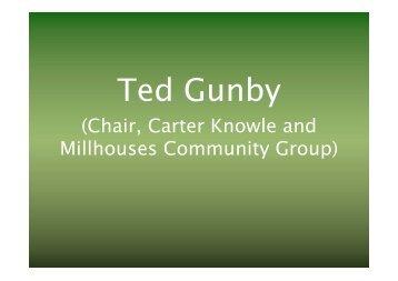Ted Gunby