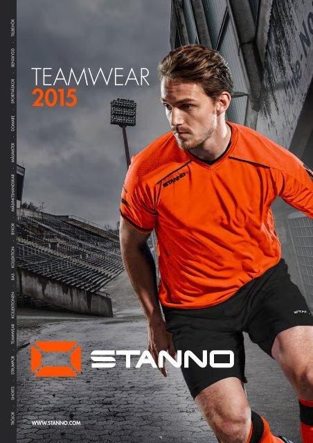 Stanno Teamwear 2015