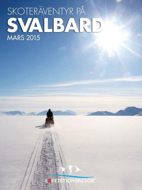 SVALBARD Mars 2015
