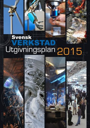 Svensk Verkstad 2015
