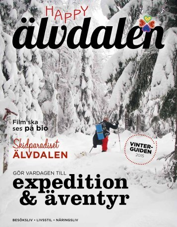 Happy Älvdalen Vinter 2015