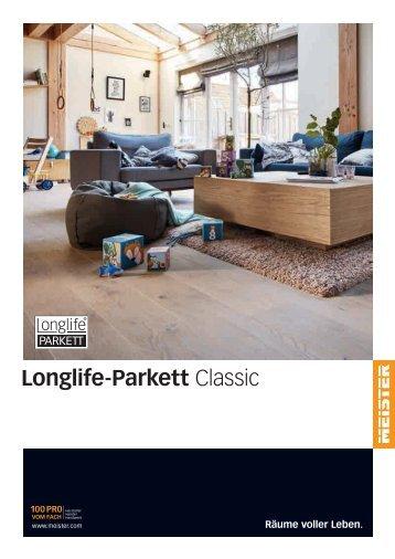 MeisterWerke Longlife-Parkett Classic