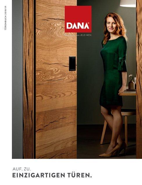 Dana Ideen Buch für Zimmertüren