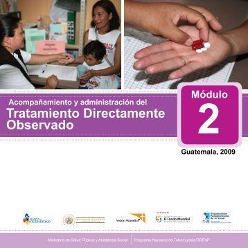 modulo 2 tratamiento observado - Departamento de Medicina ...