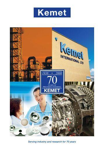 70 years of Kemet - Kemet International
