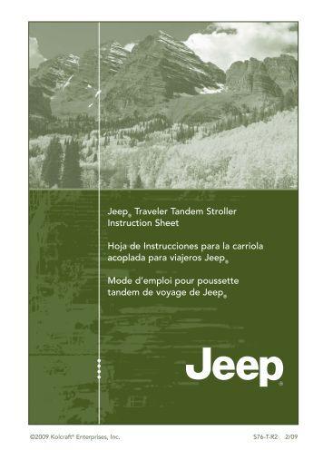 Pegasus Pdf Jeep J8
