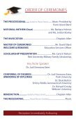 2013 GRADuAtIon - Page 4