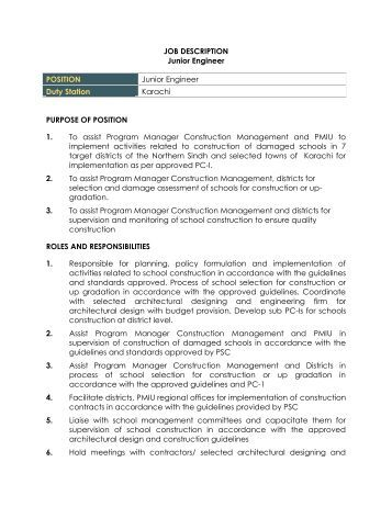 Job Description Chemist. Lab Chemist Cover Letter. Sample Of