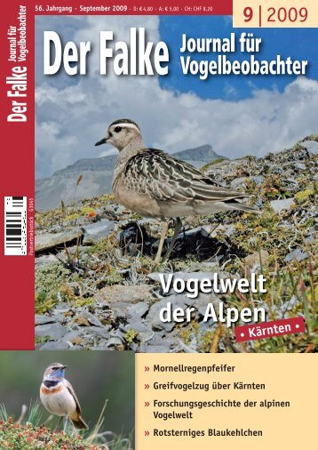 Vogelwelt der Alpen - BirdLife Österreich