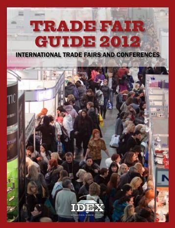 Trade Fair Guide 2012 - IDEX Online