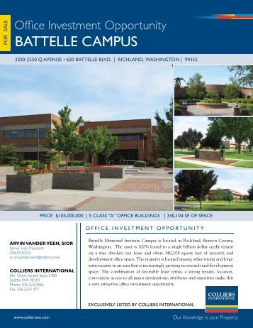 BATTELLE CAMPUS