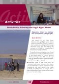 Public Policy, Advocacy and Legal Rights Sector - Welfare - Welfare ... - Page 3
